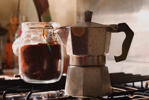 Métodos de preparo: conheça a Cafeteira Italiana