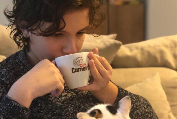 Receita Café com Leite Queimado