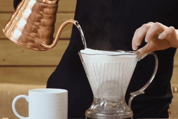 Método de preparo de café: clever dripper